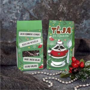 Tēja dāvanā Jaunajā gadā